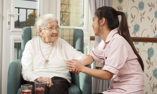 互聯網技術+診療 讓老人就診更便捷
