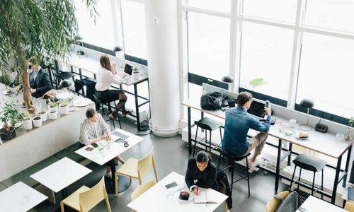 協同辦公室空間、共用辦公室的優勢、缺陷與難題